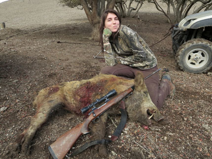 Guided Hunting from Bryson Hesperia Resort